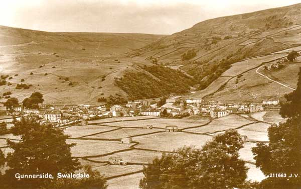 Gunnerside from the SE ©Jacksons of Reeth