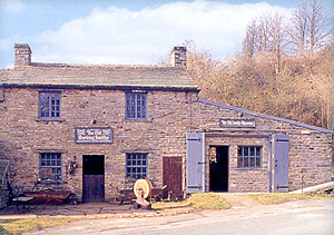 The Old Working Smithy & Museum at Gunnerside ©Stephen Calvert