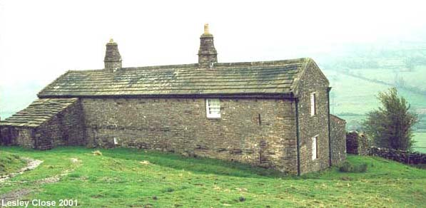 Smarber Cottage ©Lesley Close 2001